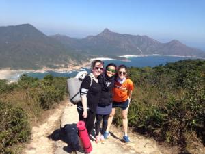 Tai Long Wan Coastline