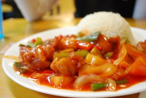 Sweet and Sour - Chinese Food