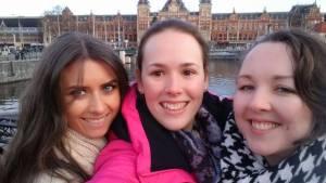 Amsterdam - trio