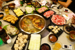 Hot Pot - Chinese Foods