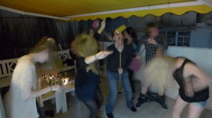 The Harlem Shake Birthday