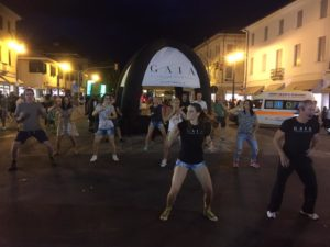 Zumba - White Night - Montebelluna - Italy 2016
