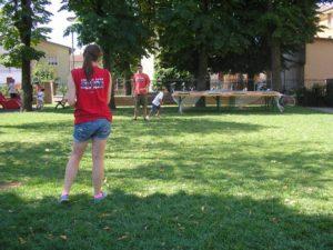 Camp Castelbelforte - Italy 2012