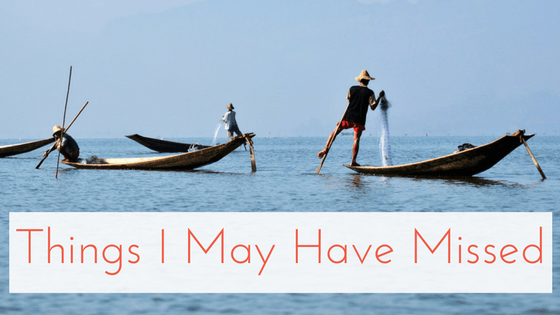 Burma Budget and My Myanmar Travel Tips - Things I May Have Missed