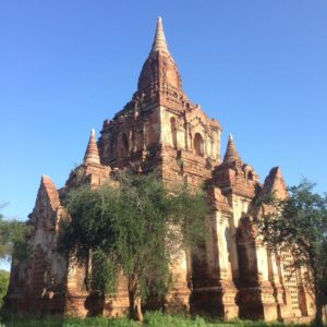 Two Months in Southeast Asia - Bagan