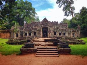 Blog Number 40 - Angkor