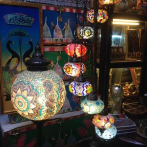 24 Hours in Qatar, A Long Layover in Doha - Souq Waqif Lanterns