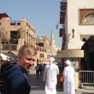 24 Hours in Qatar, a Long Layover in Doha - Souq