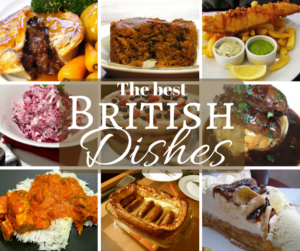40 blogs in 40 days - British Food