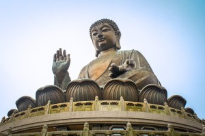 Chasing Home: Big Buddha, Hong Kong