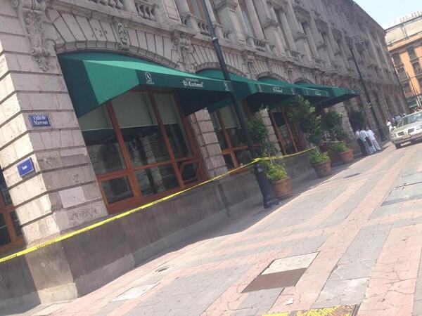 earthquakes in mexico city el cardenal cafe