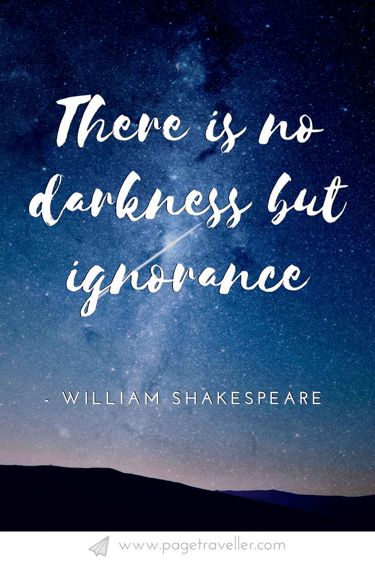 Citaten Shakespeare : Best shakespeare quotes about travel that will inspire you