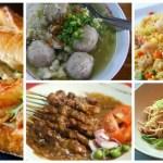Makanan Kaki Lima Rasa Bintang Lima!