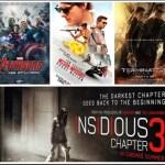 4 Film Seru yang Sangat Booming di Tahun 2015