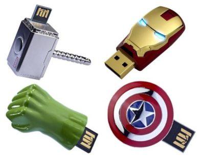 Gadget untuk superhero lover