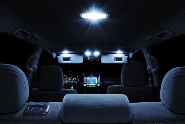lampu kabin mobil