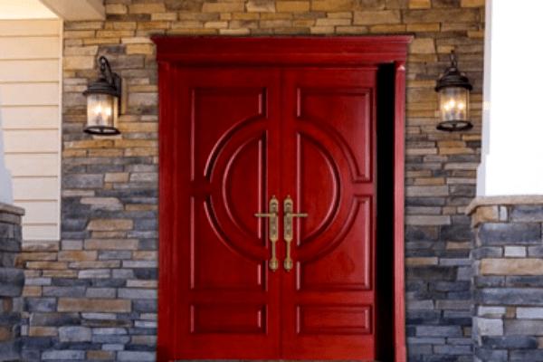 Pilihan Bahan Untuk Pintu Rumah