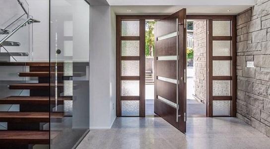 3 Inpirasi Jenis Pintu Yang Unik untuk Menyambut Tamu