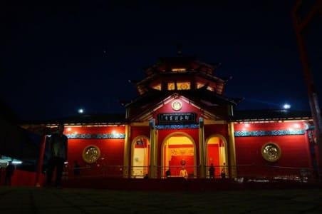Sempatkan ke Masjid Muhammad Cheng Ho Saat ke Batam
