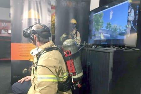 Tak Hanya Kantor, Training VR Juga Dimanfaatkan untuk Ini