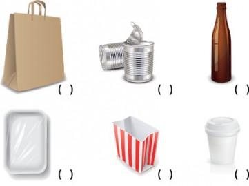 Nem sempre as embalagens plásticas são as mais nocivas. Identificação (e substituições) exigem levar em conta cada aspecto envolvidos na produção, pós-consumo e impacto social