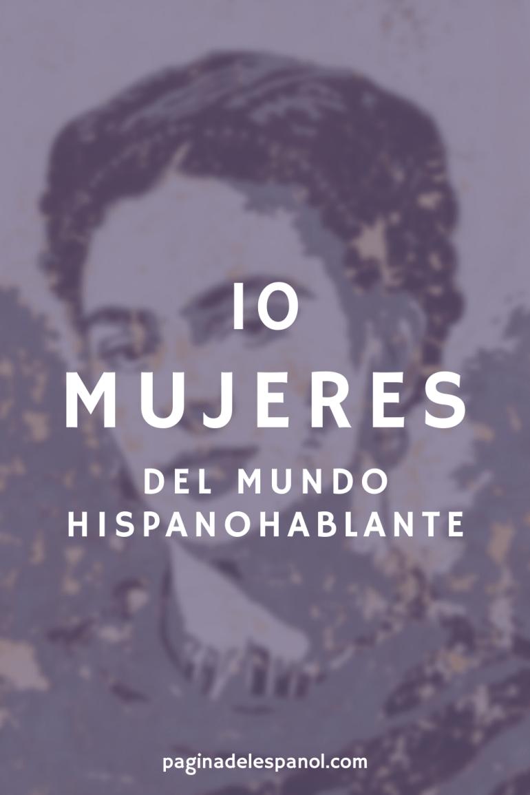 Mujeres del mundo hispanohablante