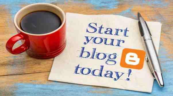 crear pagina gratis con blogger