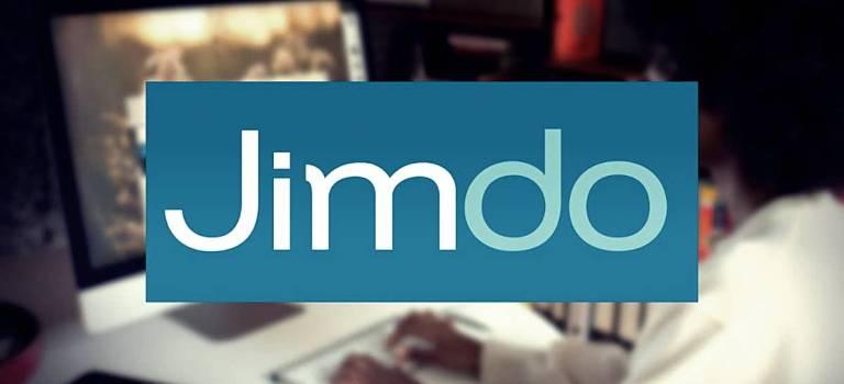 crear una pagina web gratis en jimdo