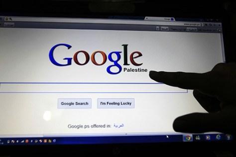 Google _ Palestina