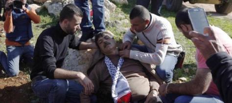 Ministro palestino :Ziad Abu Ein