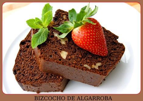 algarroba _postre
