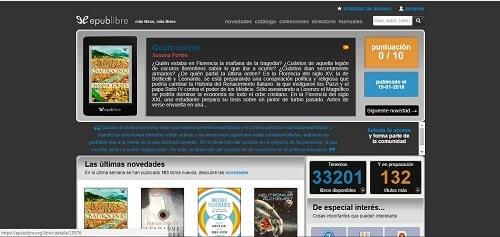 paginas para descargar libros epub gratis