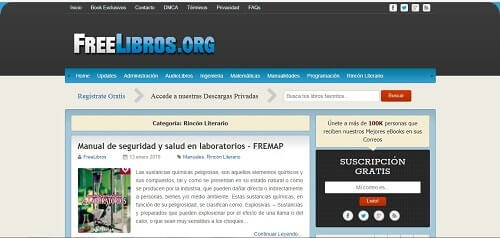 web freelibros