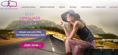 Easy language exchange chatea con nativos