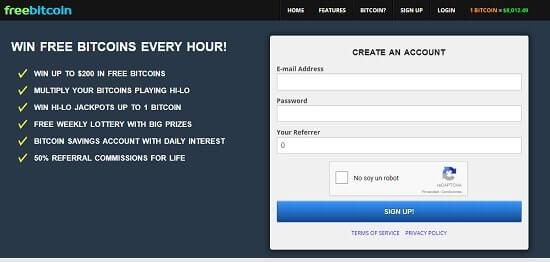 FreeBitCoin como hacer dinero por internet