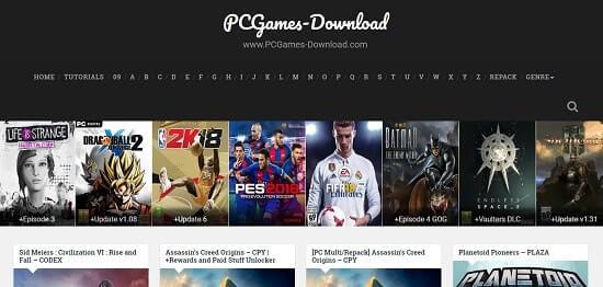PcGames-download descargar juegos pc