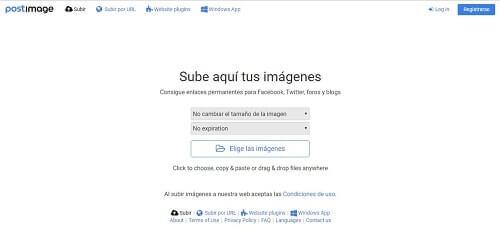 postimage hosting de imagenes