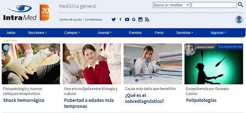 IntraMed cursos de medicina