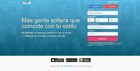 zoosk pagina web