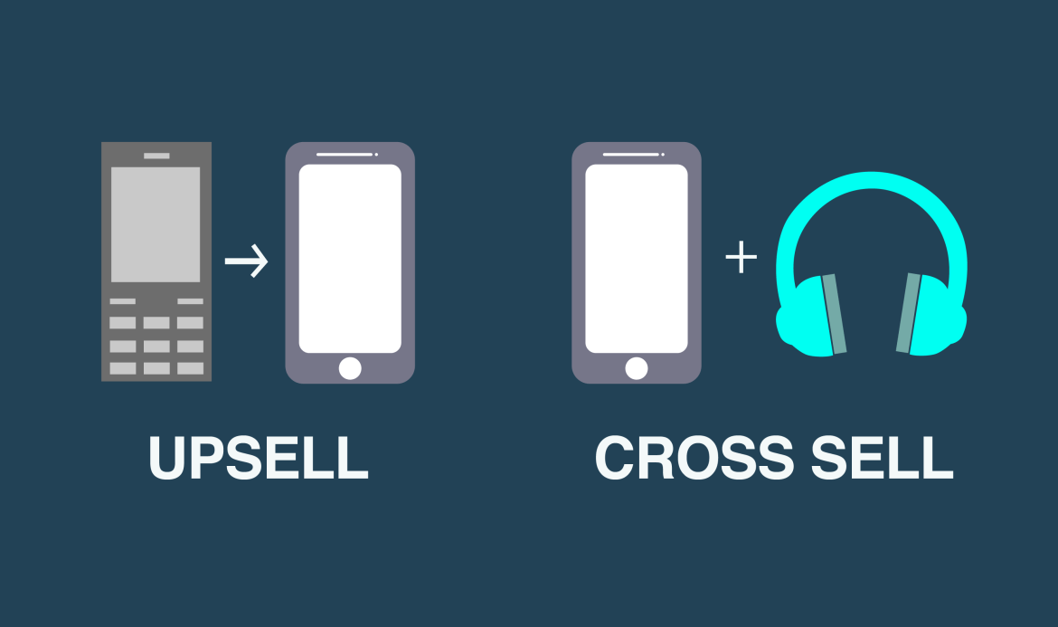up-selling y cross-selling-