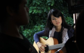 video klip maudy ayunda