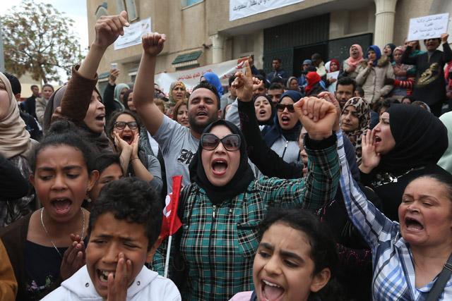 MEDITERRANEO. Il lavoro e i giovani.  La situazione nei Paesi del nord Africa e del Medio Oriente