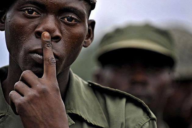 L'oro insanguinato del Congo, rubato e venduto a Dubai