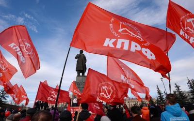 Podcast Elezioni Russia. Partito Comunista seconda forza nonostante i sospetti sul voto elettronico