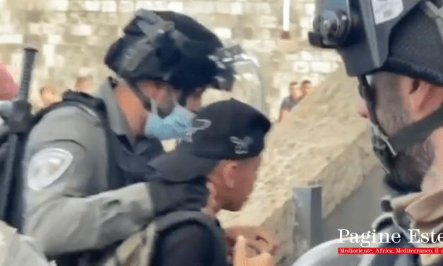VIDEO. Gerusalemme, torna la protesta palestinese