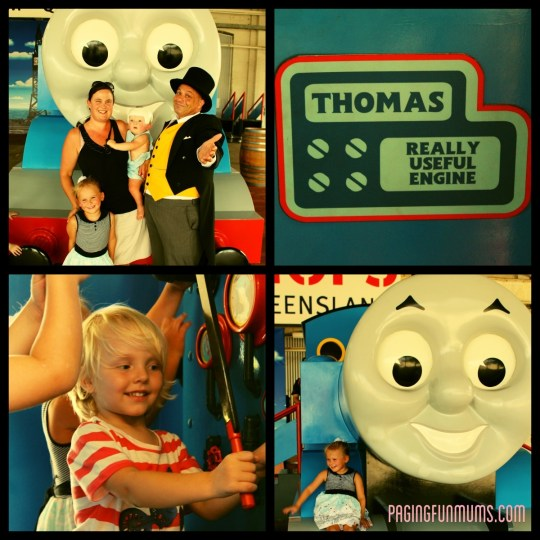 Who doesn't love Thomas?