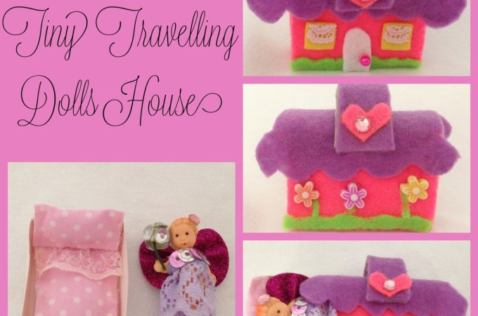 The Tiny Travelling Doll's House – Jenni