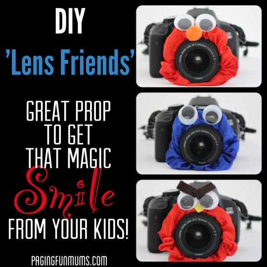 DIY Lens Friends