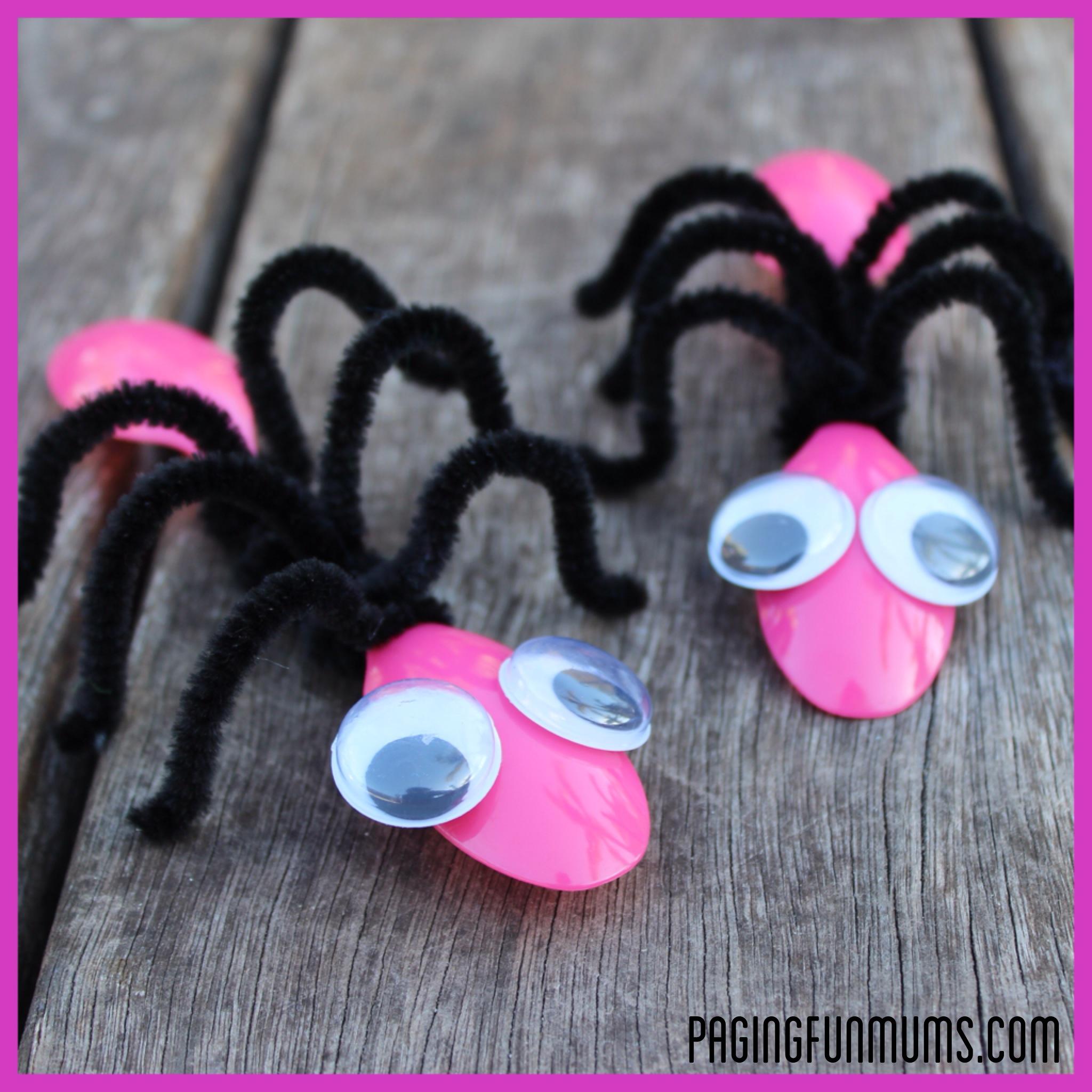 Cute Bug Craft
