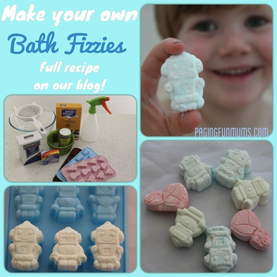 Bath Fizzies